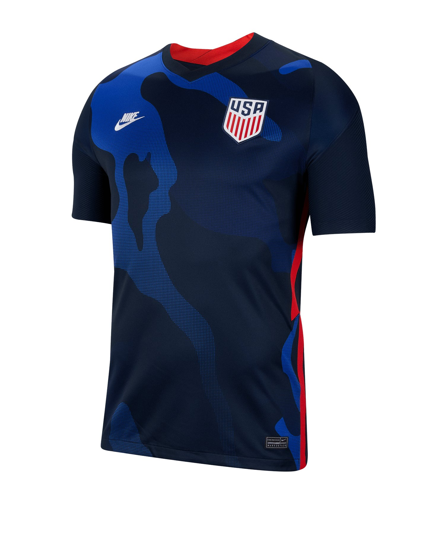 Nike USA Trikot Away 2020 Blau F475 - blau