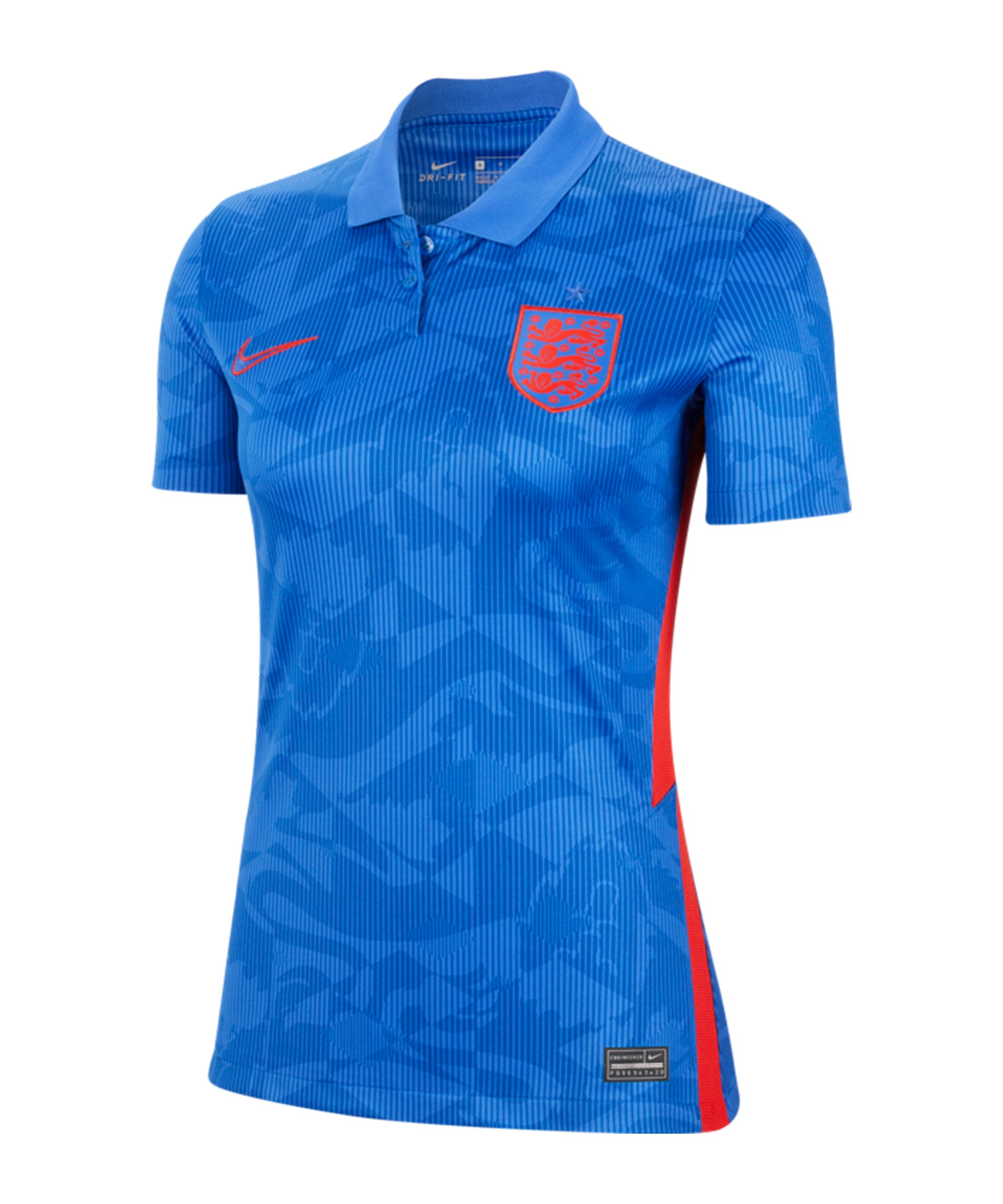 Nike England Trikot Away EM 2020 Damen F430 - blau
