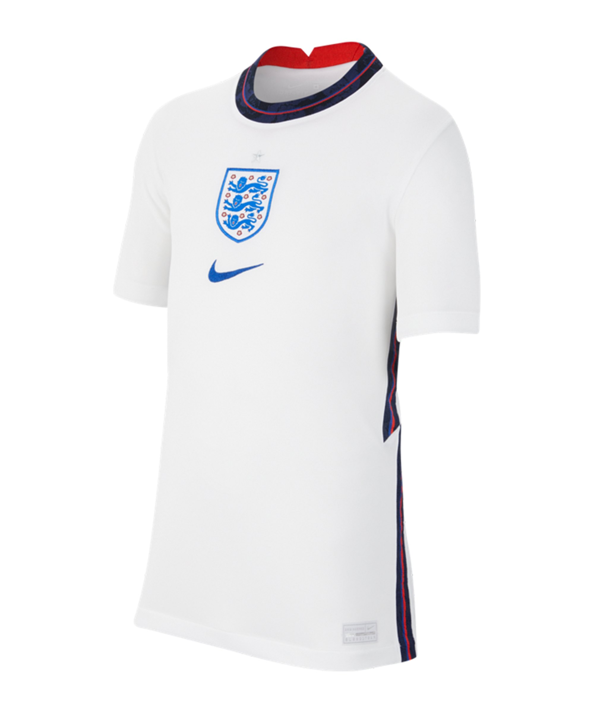 Nike England Trikot Home EM 2020 Kids F100 - weiss