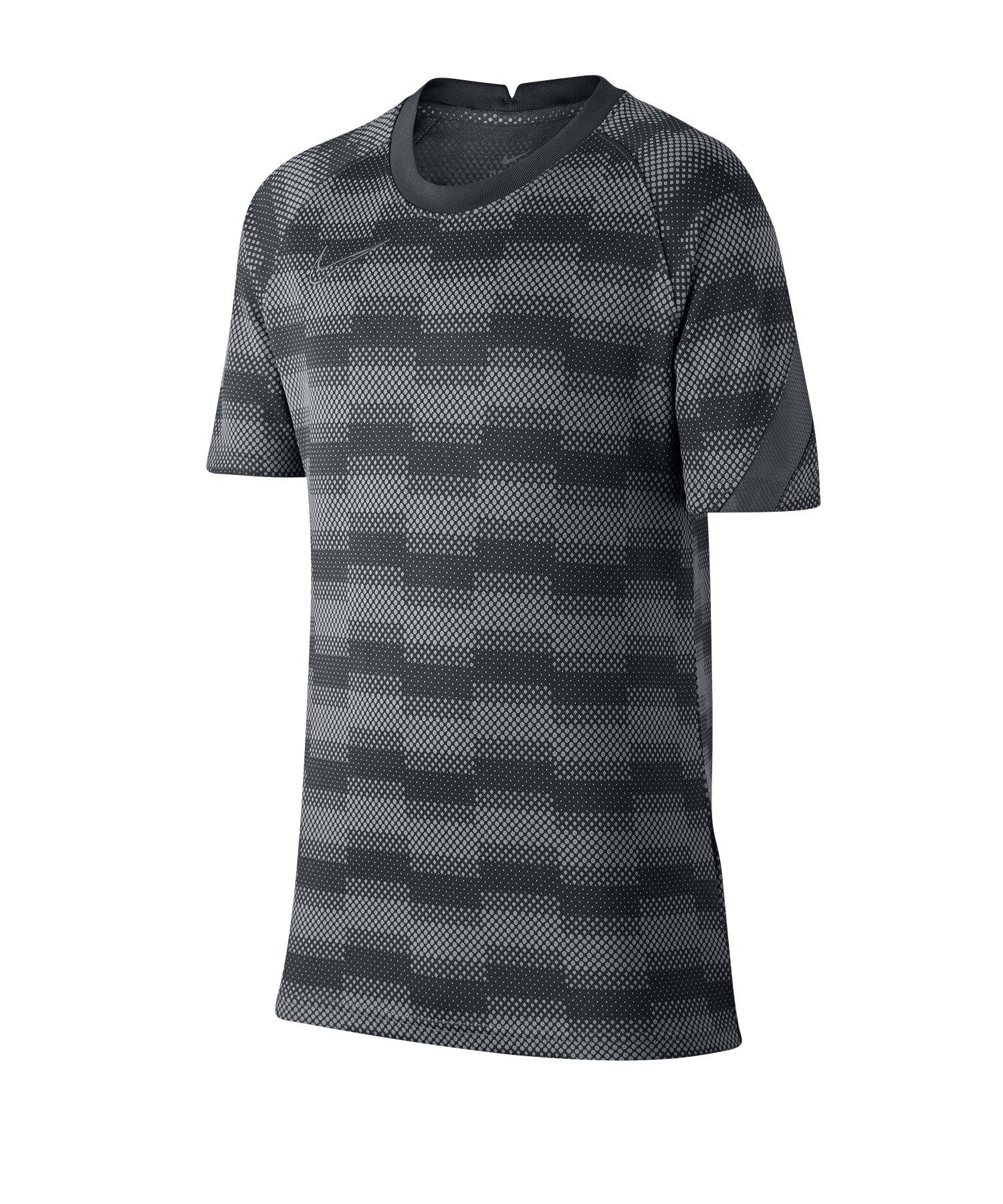 Nike Academy Shirt kurzarm Kids F010 - schwarz