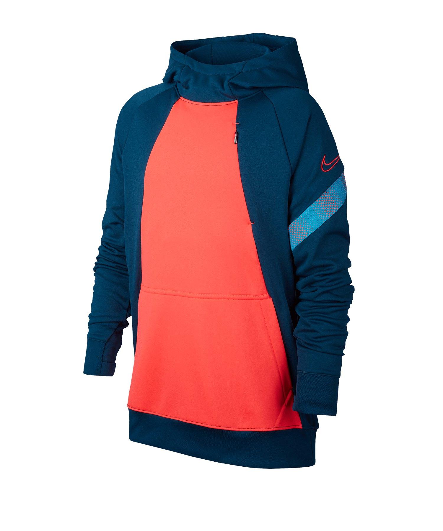 Nike Academy Pro Sweatshirt Kids F432 - blau