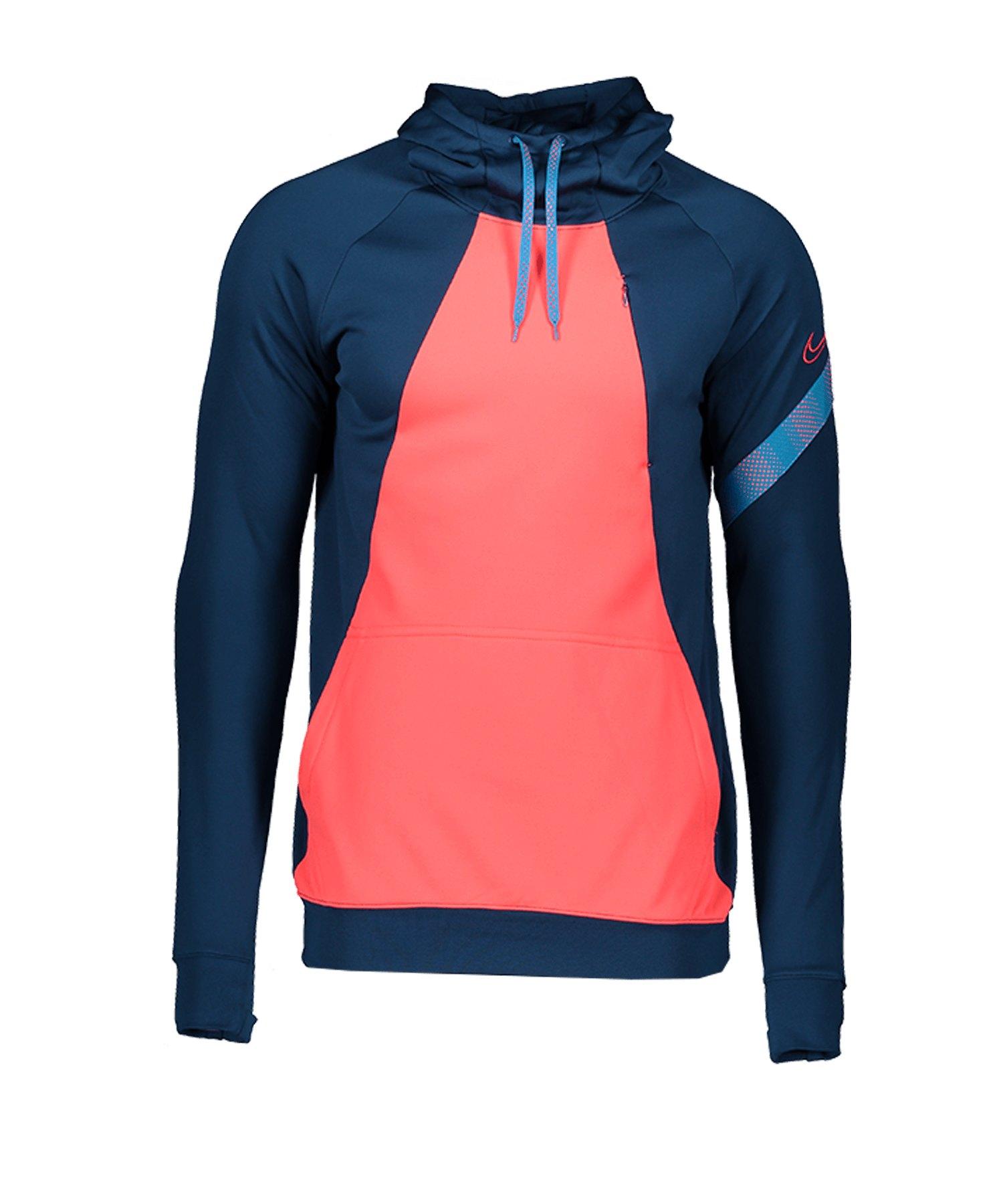 Nike Academy Pro Sweatshirt Blau F432 - blau