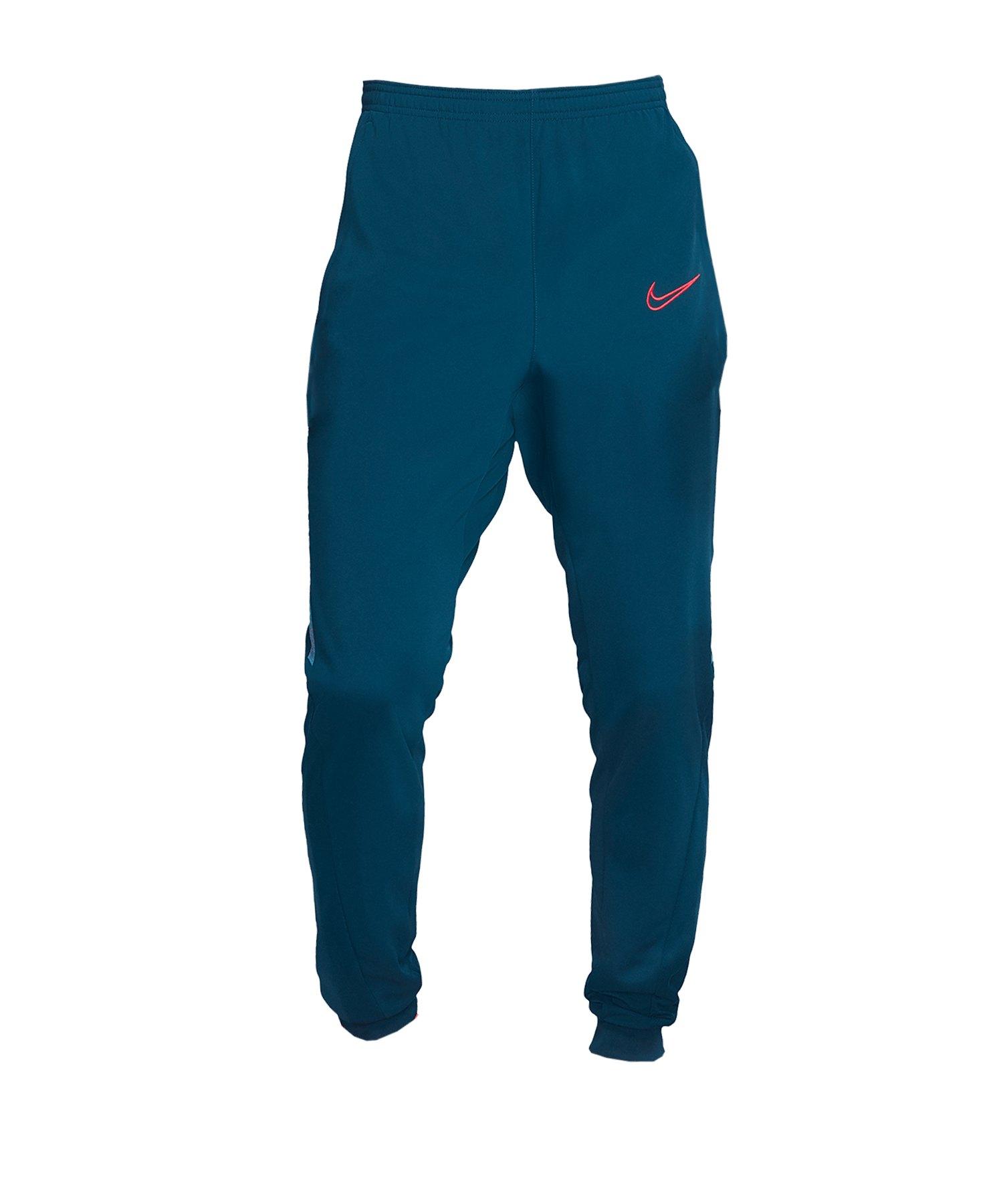Nike Academy Trainingshose Pants Blau F432 - blau