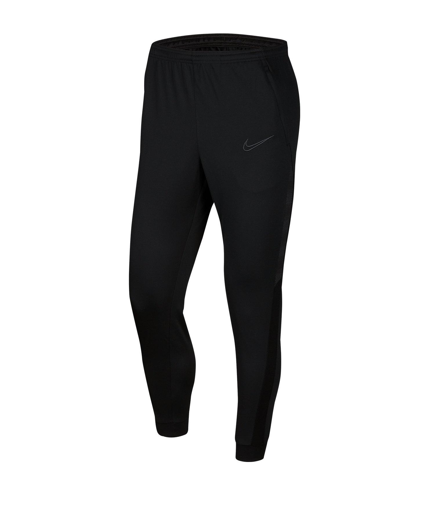 Nike Academy Trainingshose Schwarz F010 - schwarz