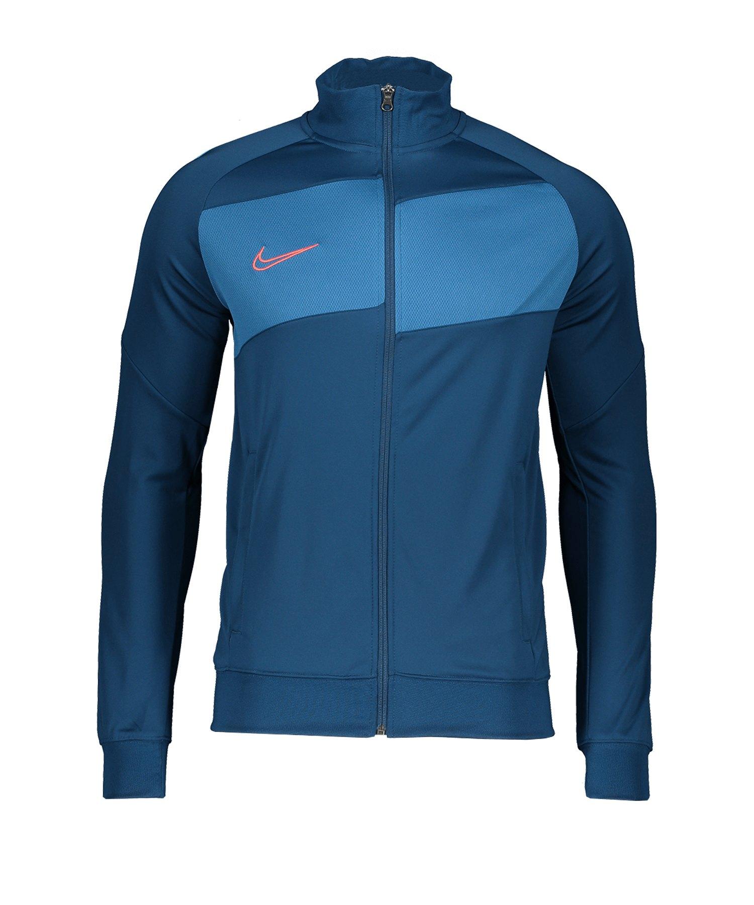 Nike Academy Pro Trainingsjacke Blau F457 - blau