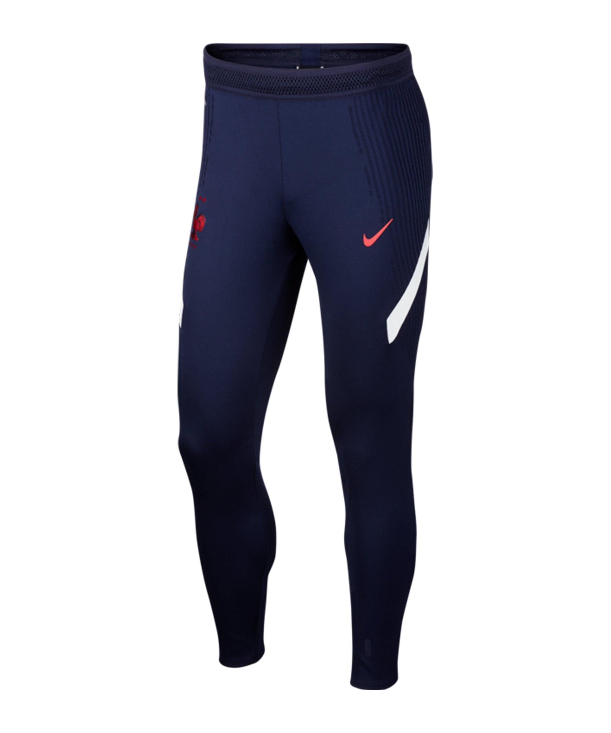 Nike Frankreich Vaporknit Pant Hose F498 - blau