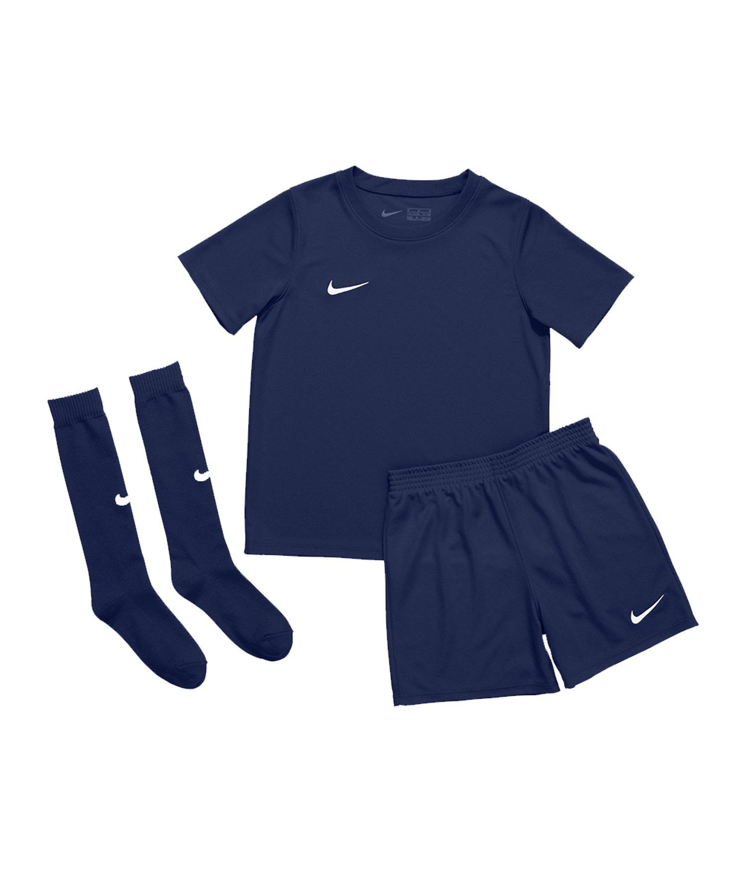Nike Park 20 Kit Kids Blau F410 - blau