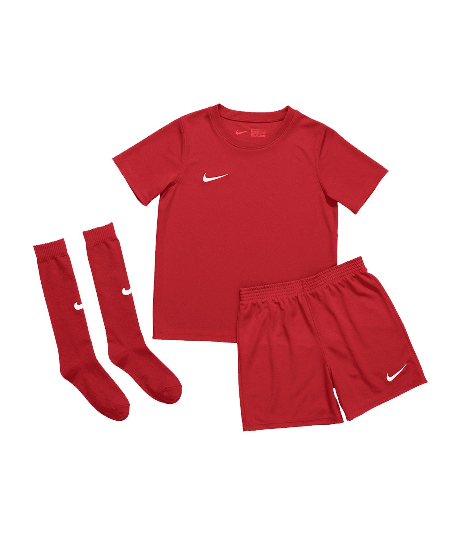 Nike Park 20 Kit Kids Rot F657 - rot
