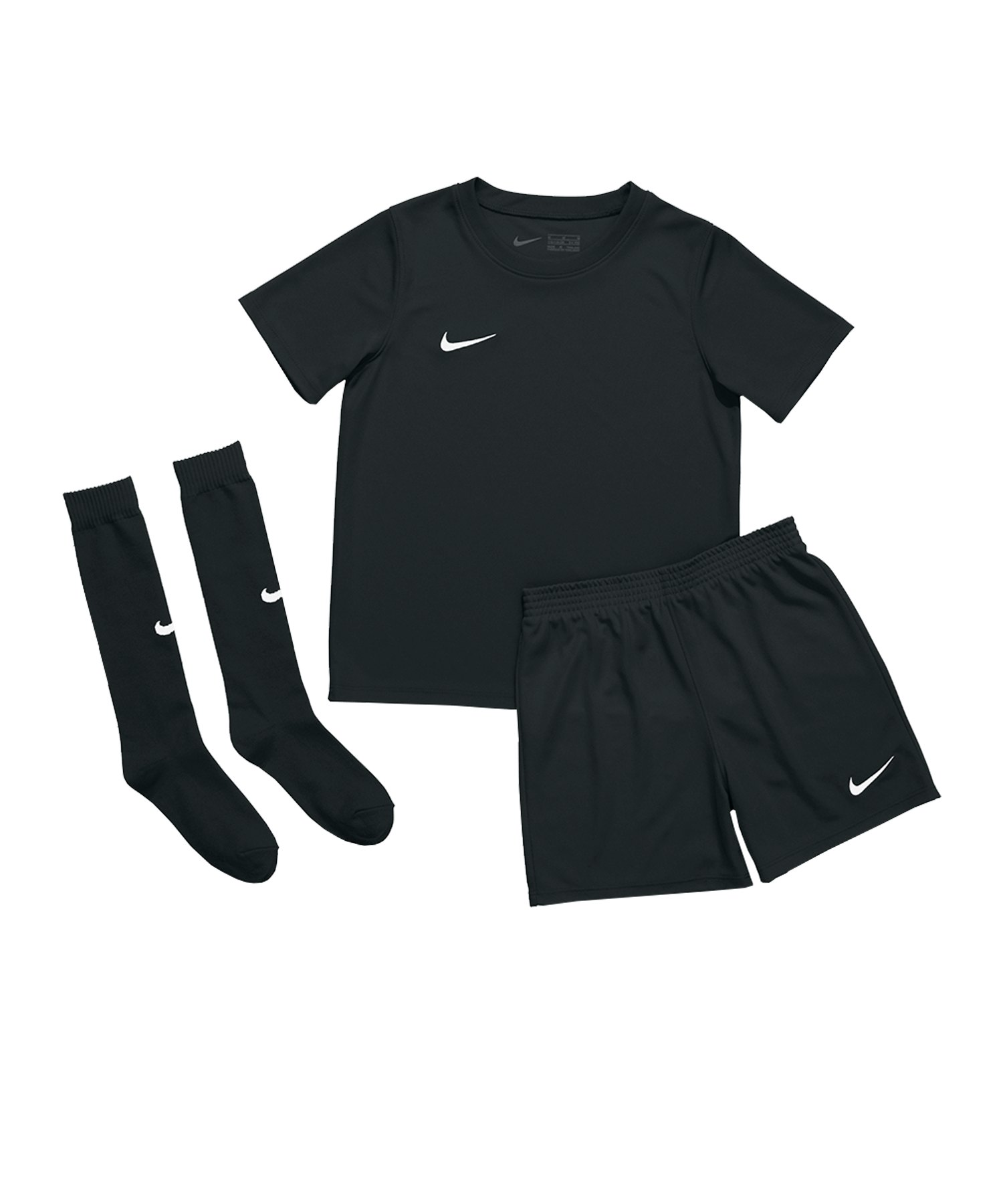 Nike Park 20 Kit Kids Schwarz F010 - schwarz