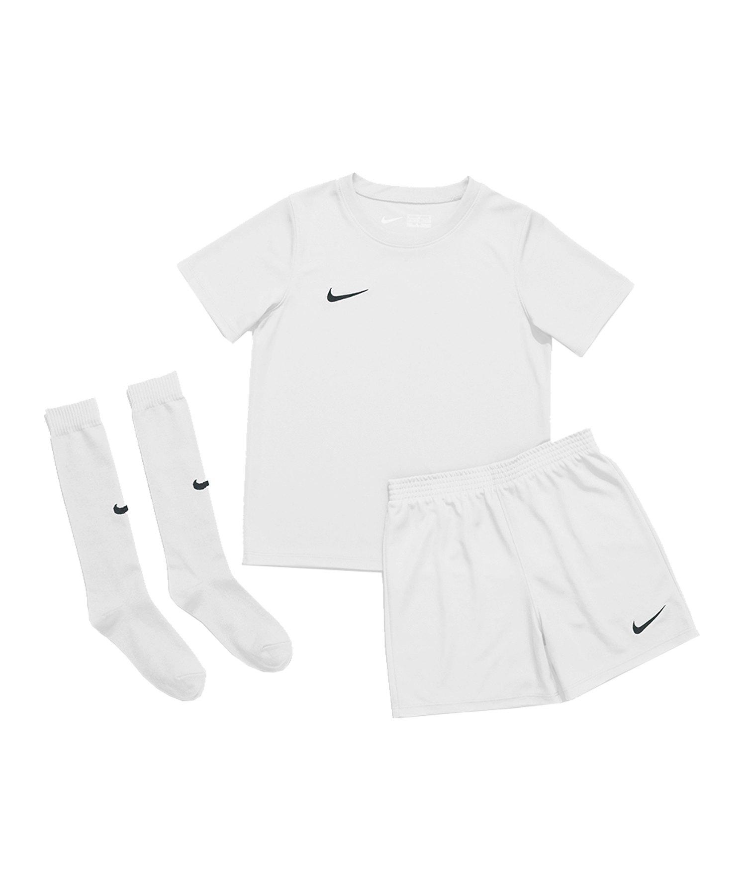 Nike Park 20 Kit Kids Weiss F100 - weiss