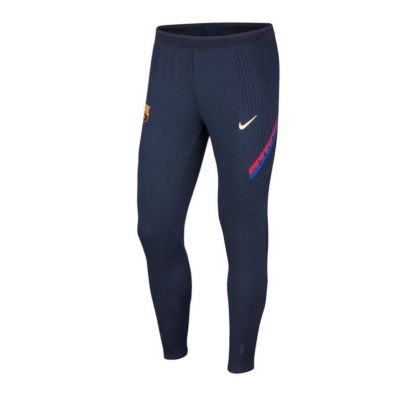 Nike FC Barcelona Strike Pants Hose lang F475 - blau