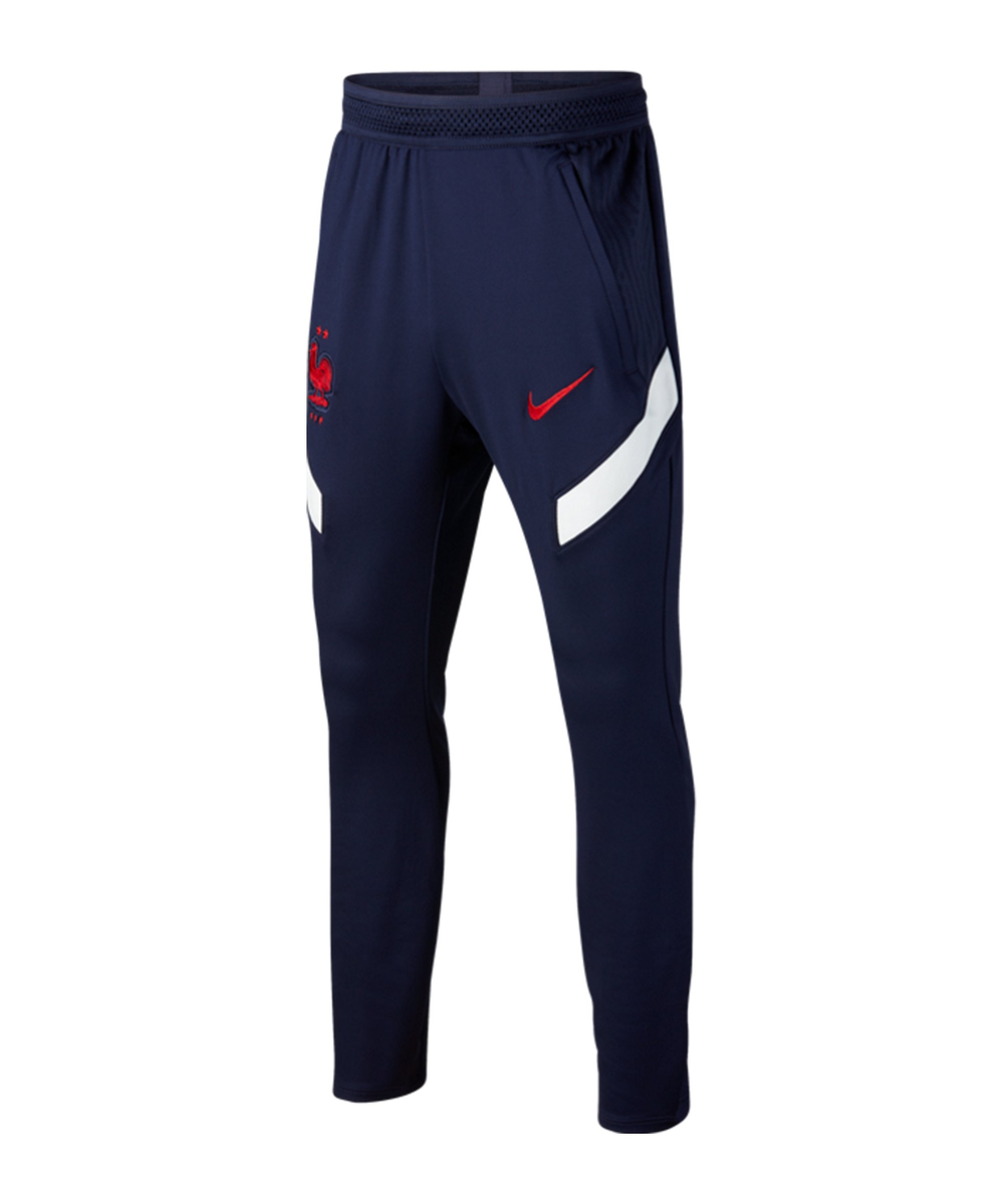 Nike Frankreich Dry Strike Pant Hose Kids F498 - blau