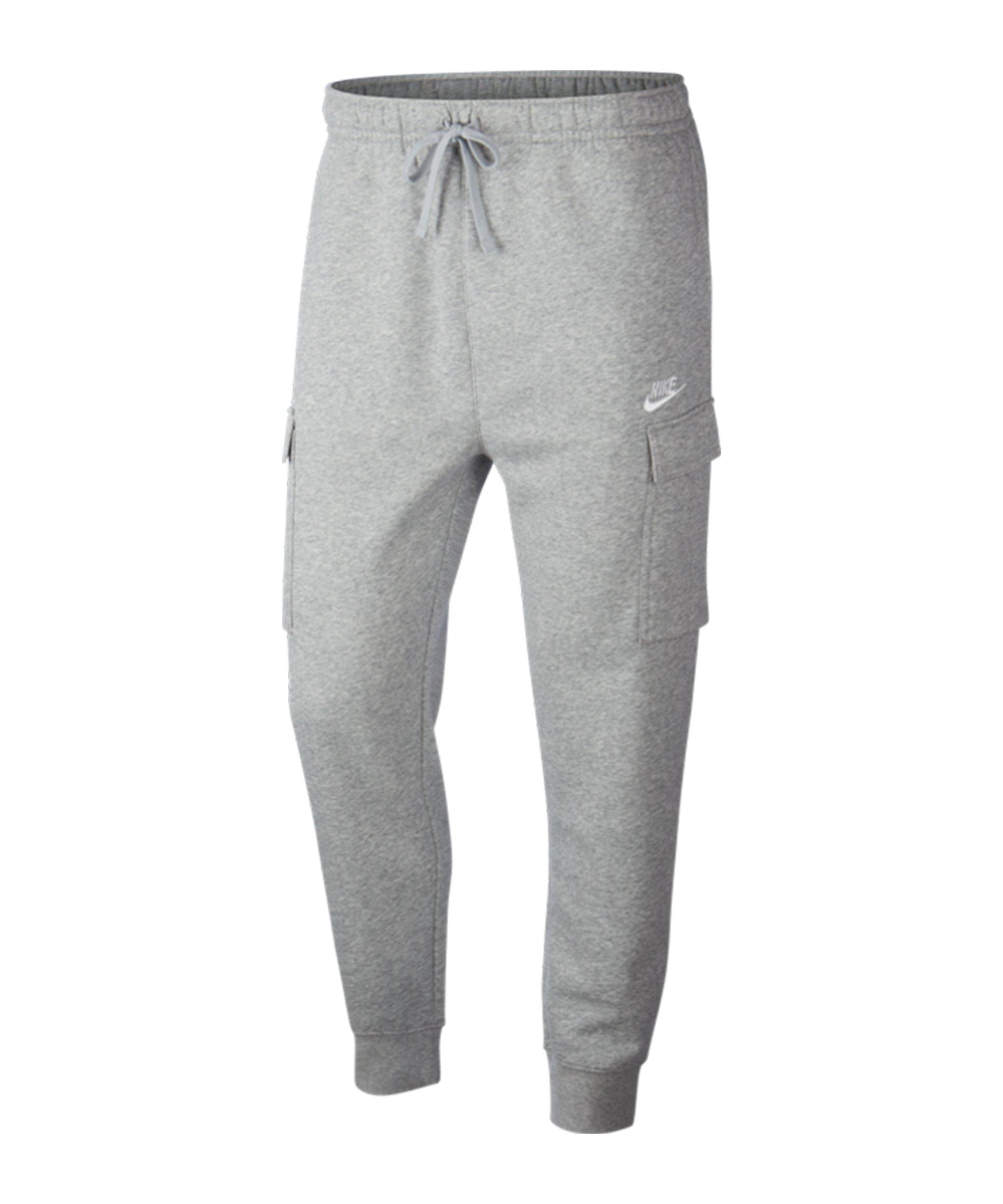 Nike Club Cargo Pant Grau F063 - grau