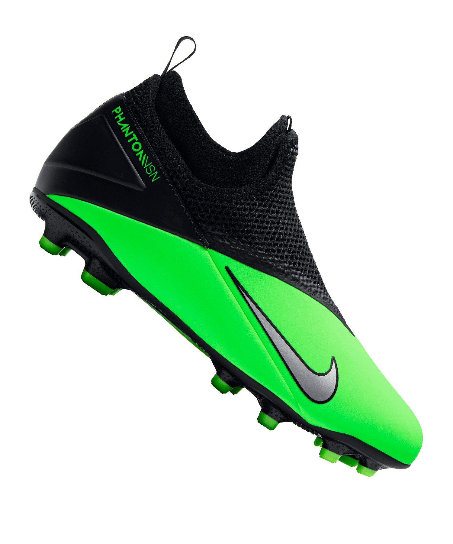 Nike Jr Phantom Vision II Future Lab II Academy DF FG Kids F306 - gruen