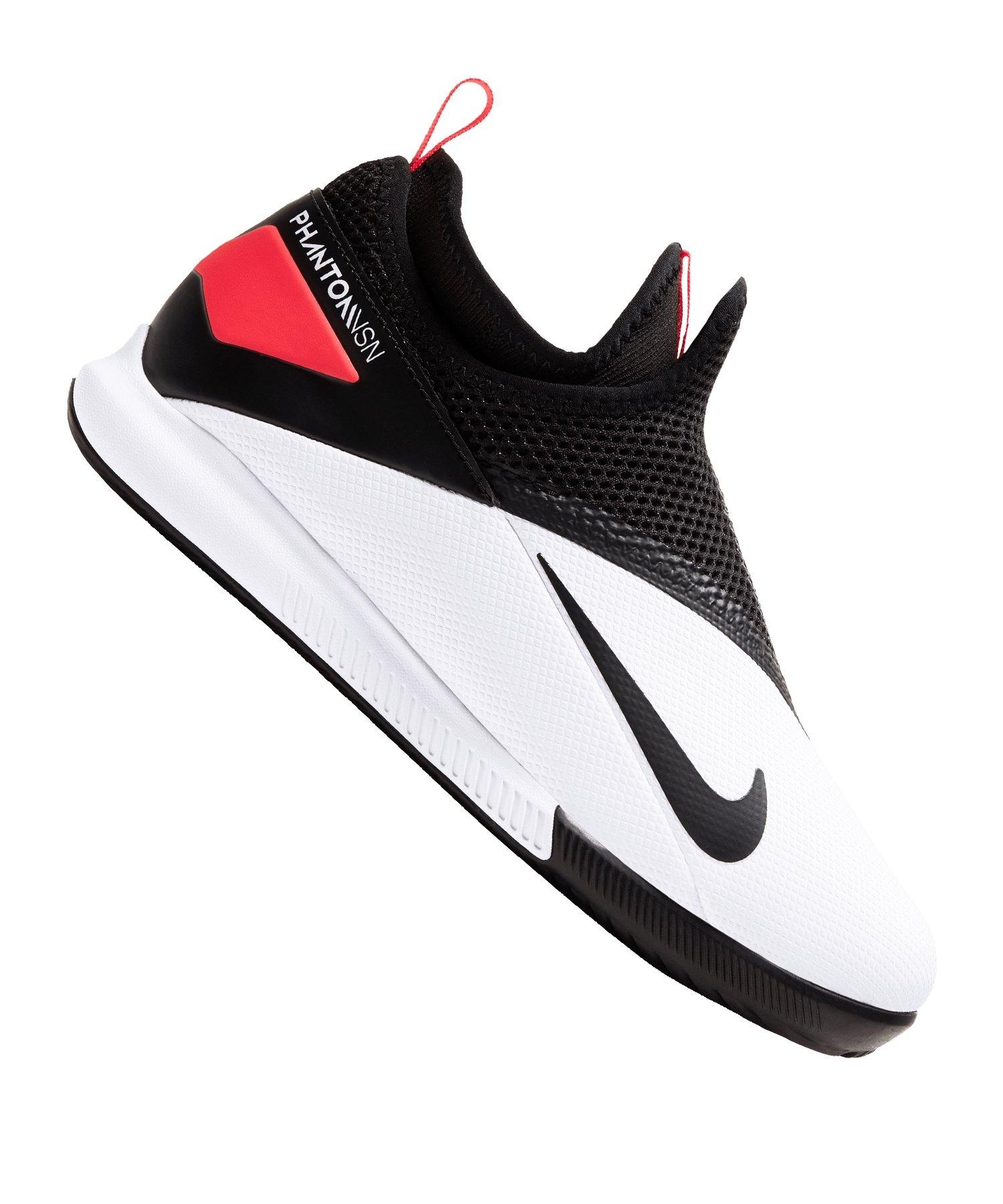 Nike Jr Phantom Vision II Academy DF IC Kids F106 - weiss