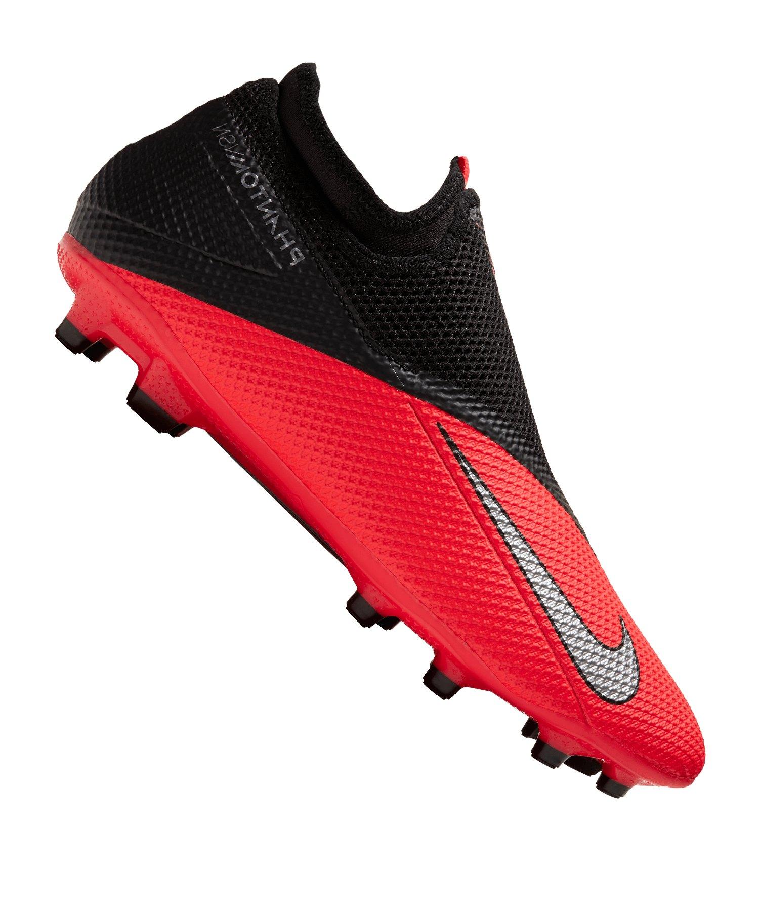 Nike Phantom Vision II Future Lab Academy FG Rot F606 - rot