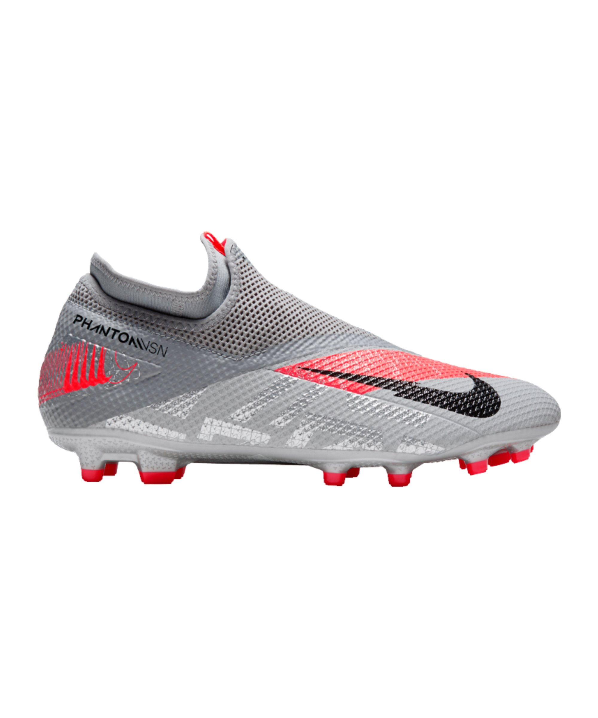 Nike Phantom Vision II Neighbourhood Academy DF MG Grau F906 - grau