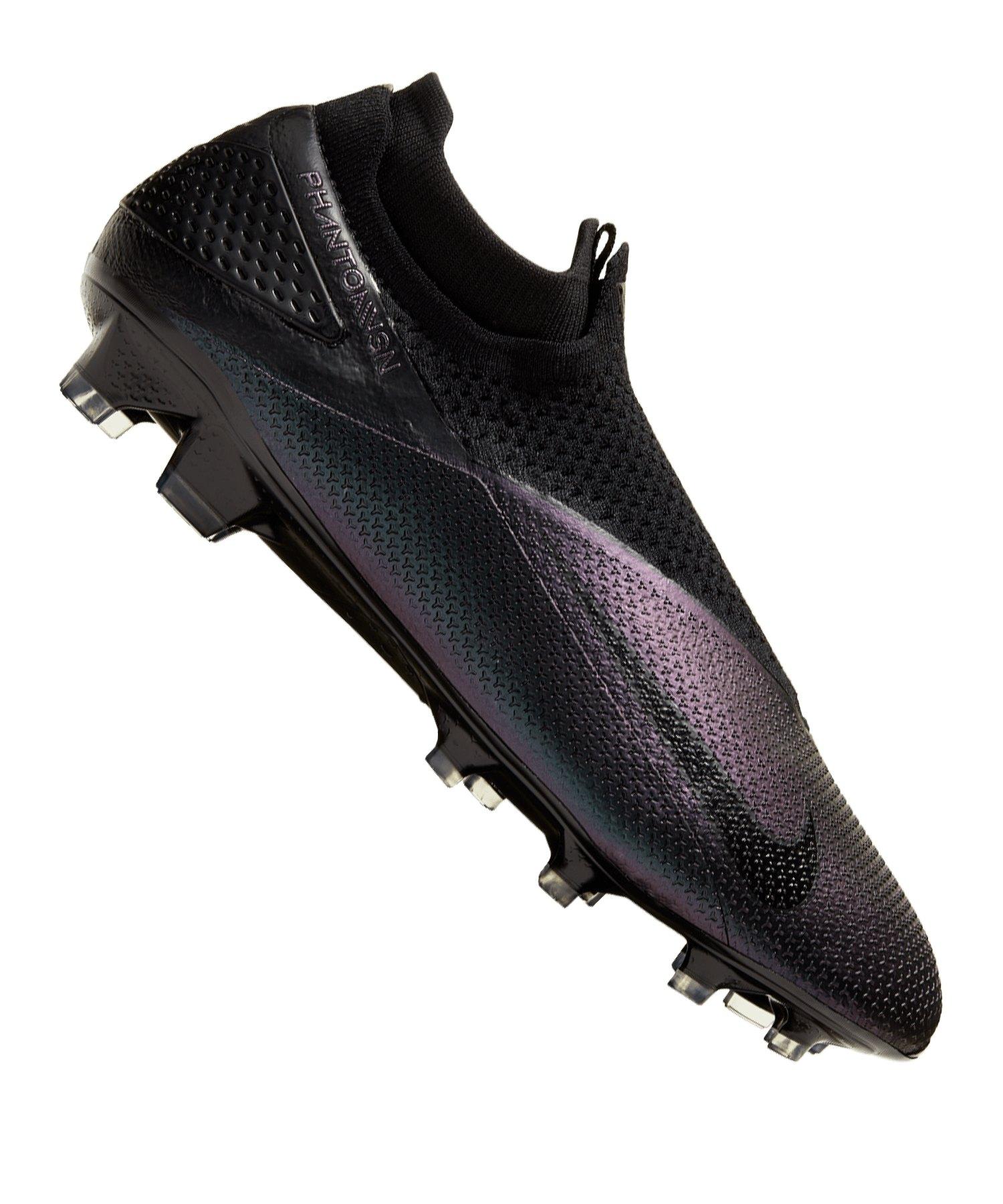Nike Phantom Vision II Elite FG Schwarz F010 - schwarz