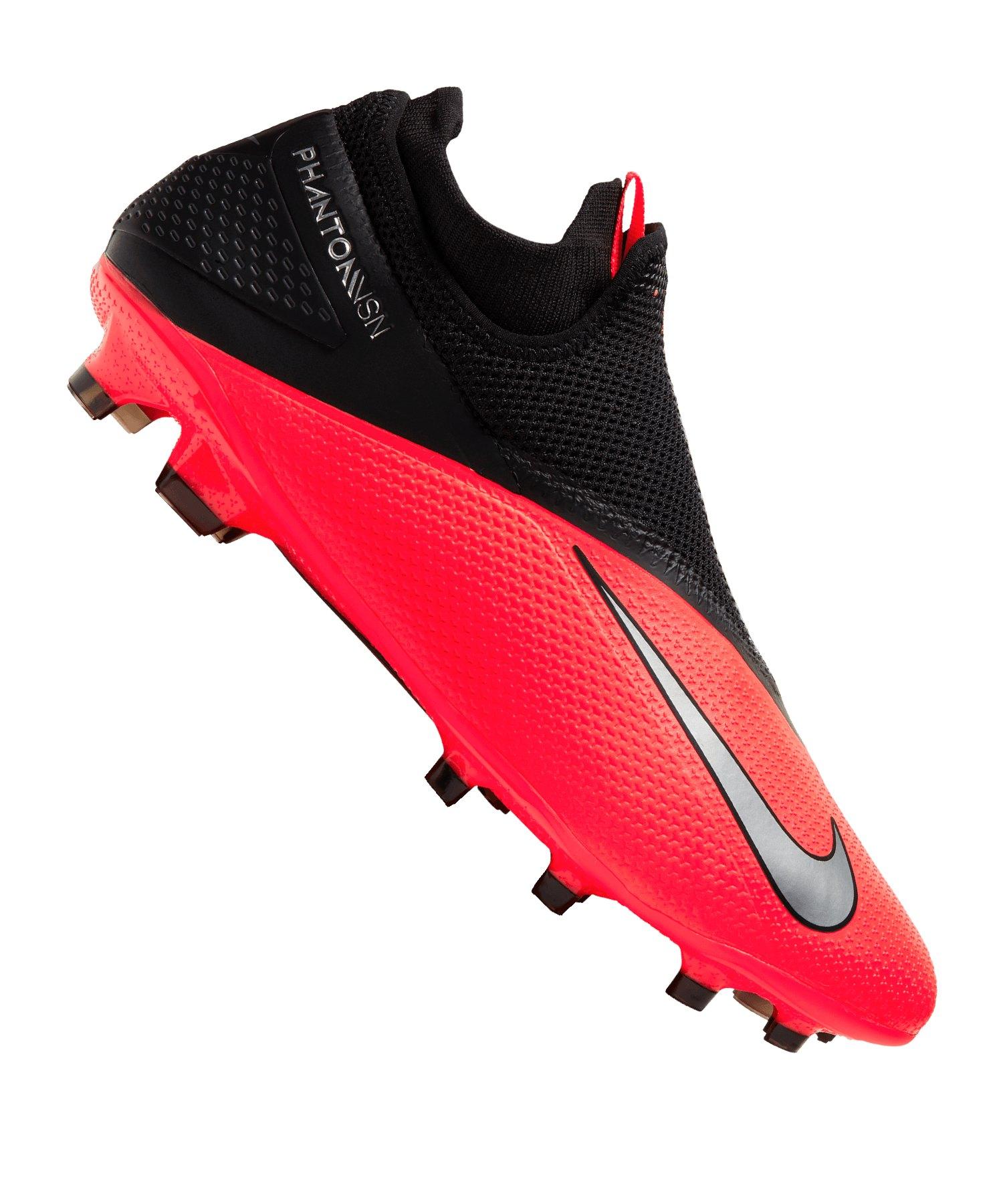 Nike Phantom Vision II Future Lab Pro FG Rot F606 - rot