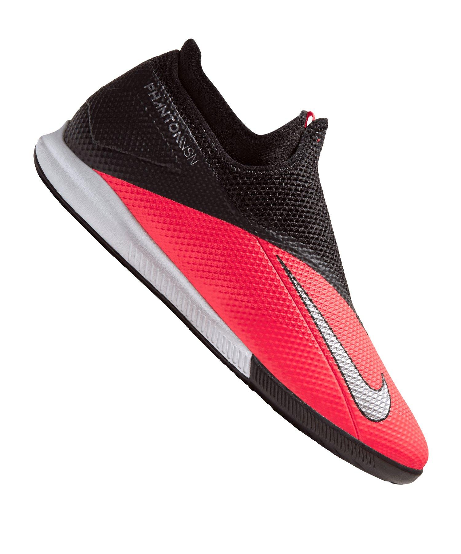 Nike Phantom Vision II Future Lab Academy IC Rot F606 - rot