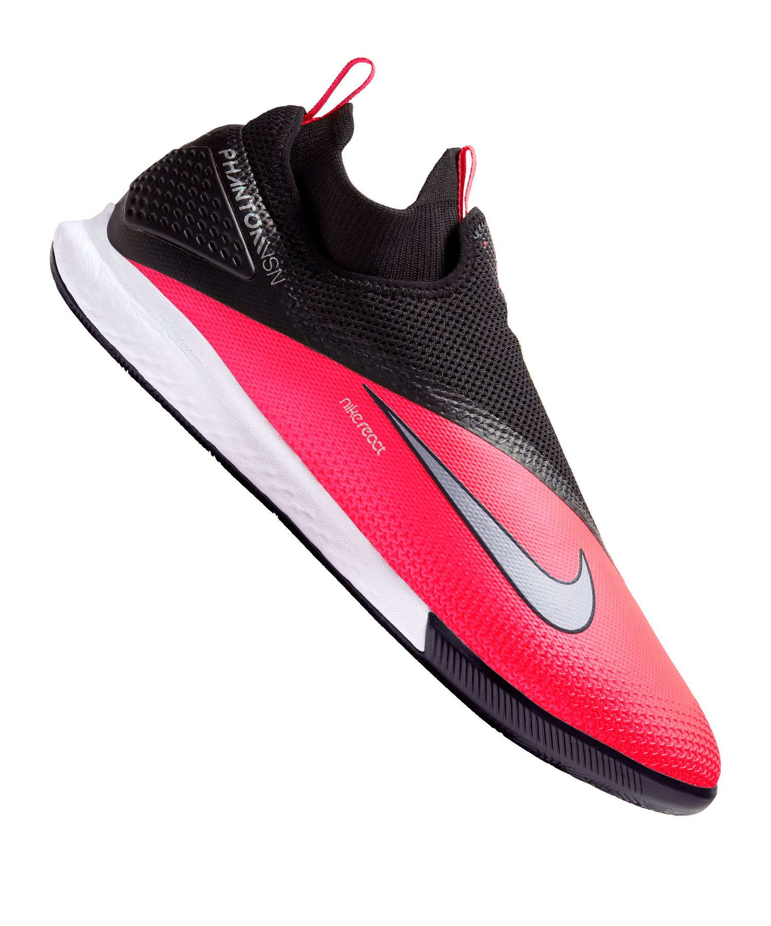 Nike Phantom React Vision II Future Lab Pro IC Rot F606 - rot