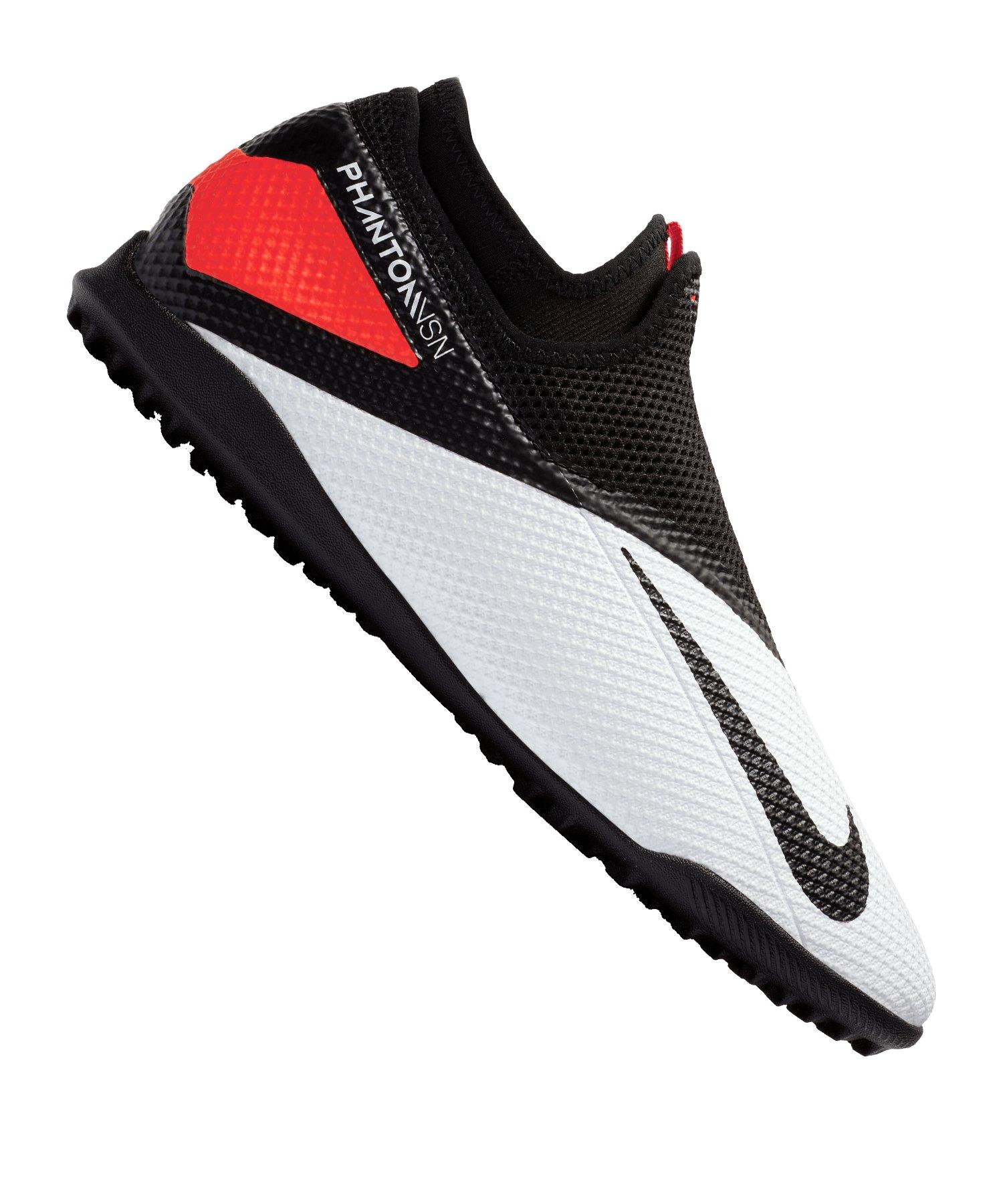 Nike Phantom Vision II Academy DF TF Weiss F106 - weiss