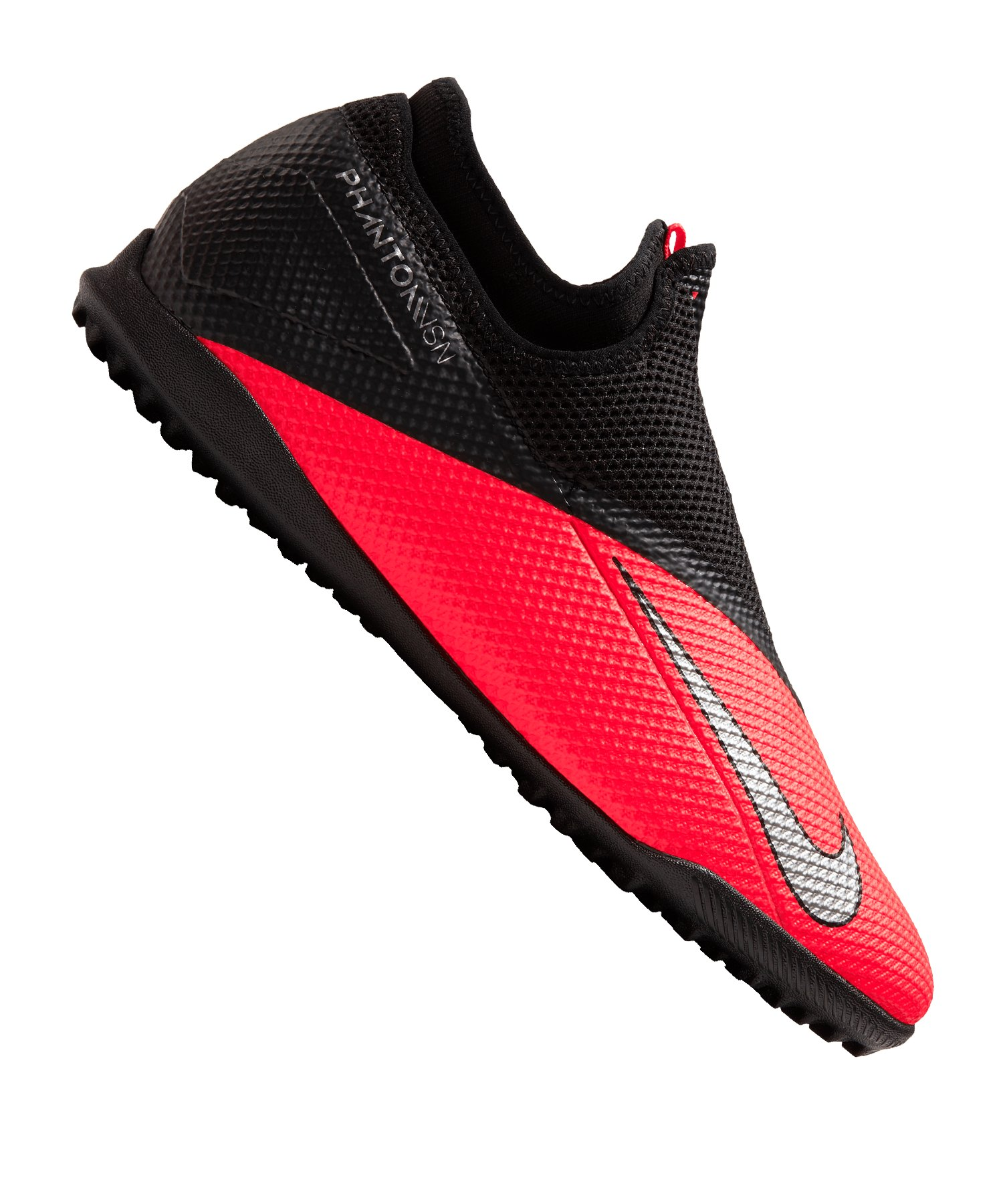Nike Phantom Vision II Future Lab Academy DF TF Rot F606 - rot