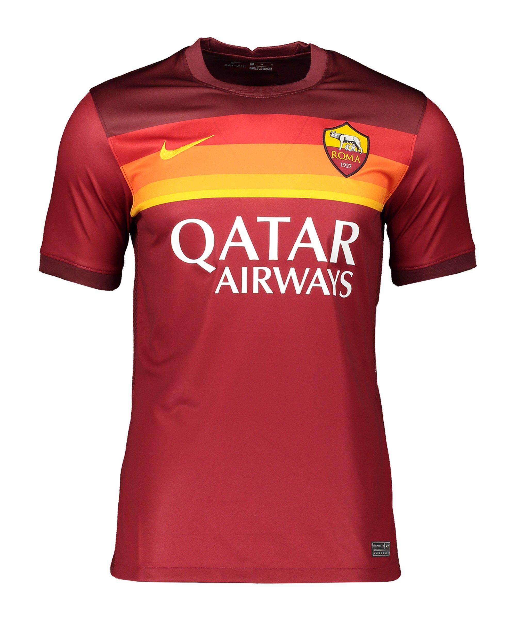 Nike AS Rom Trikot Home 2020/2021 F614 - rot