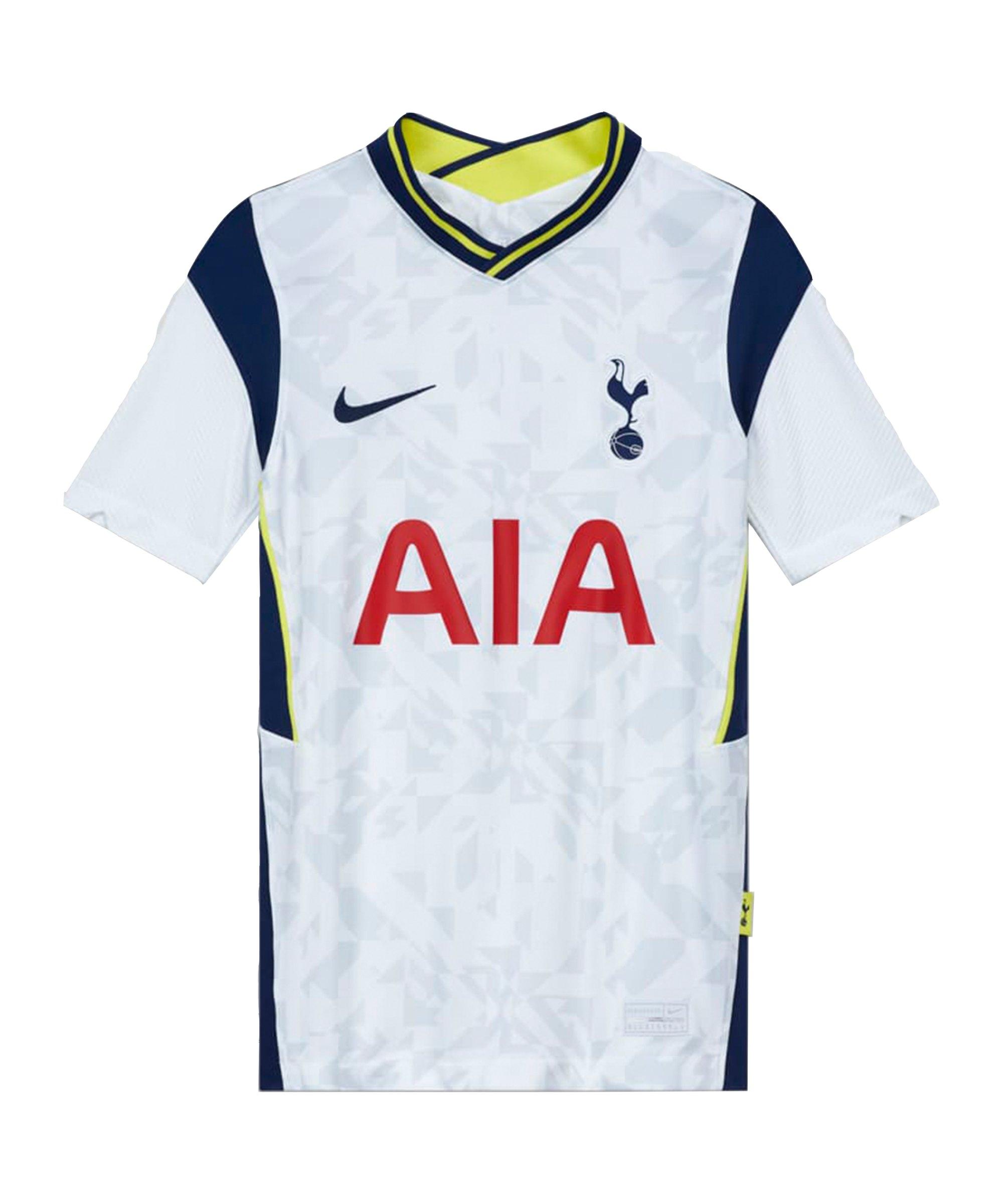 Nike Tottenham Hotspur Trikot Home 2020/2021 Weiss F101 - weiss
