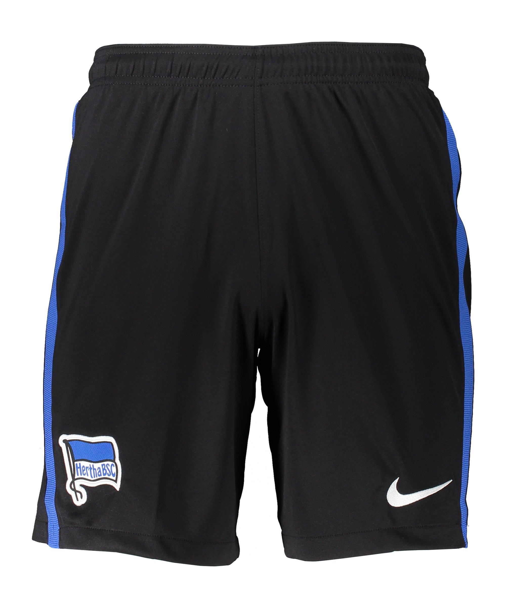 Nike Hertha BSC Berlin Short Away 2020/2021 Schwarz F010 - schwarz