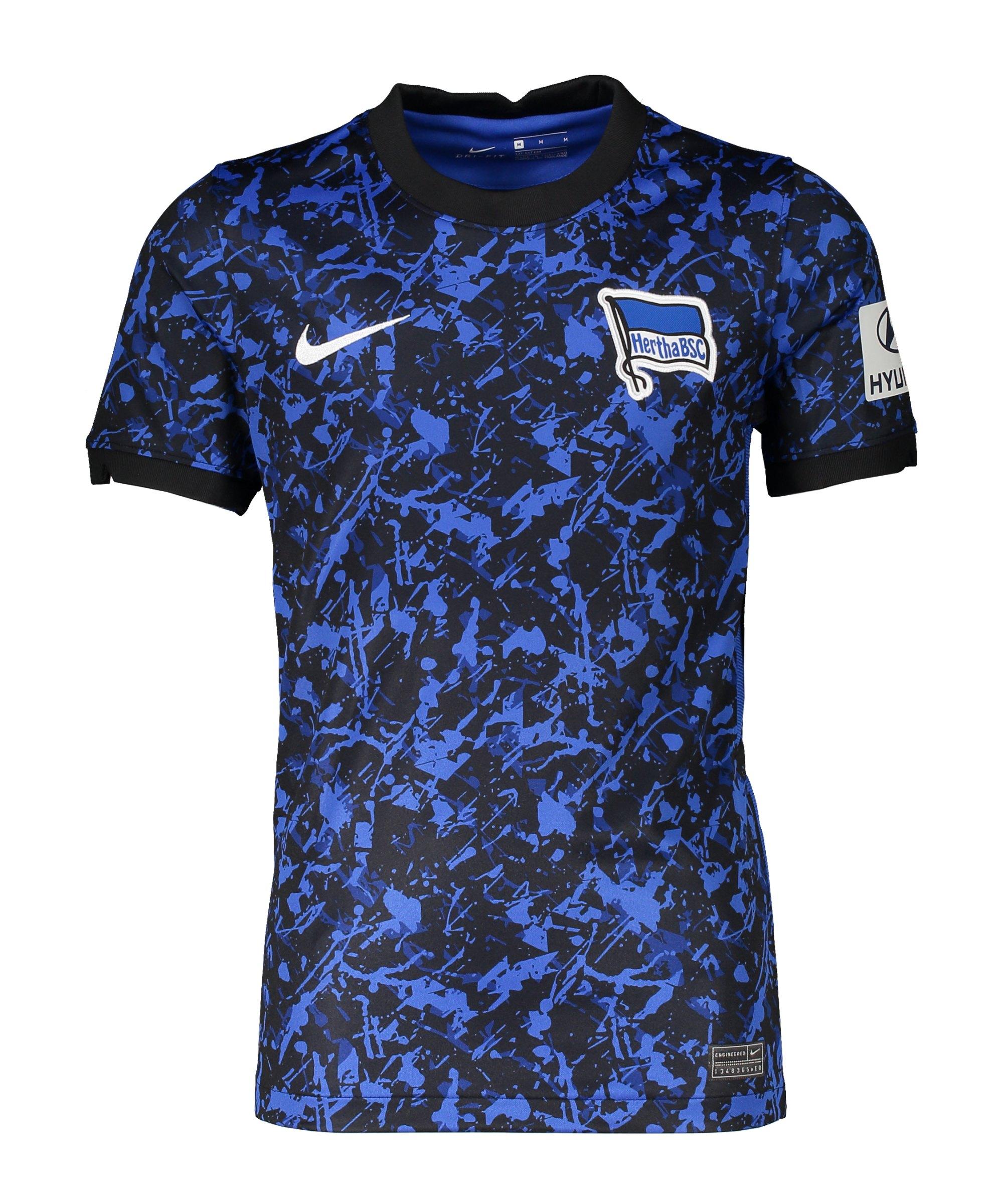Nike Hertha BSC Trikot Away 2020/2021 Kids Blau F406 - blau