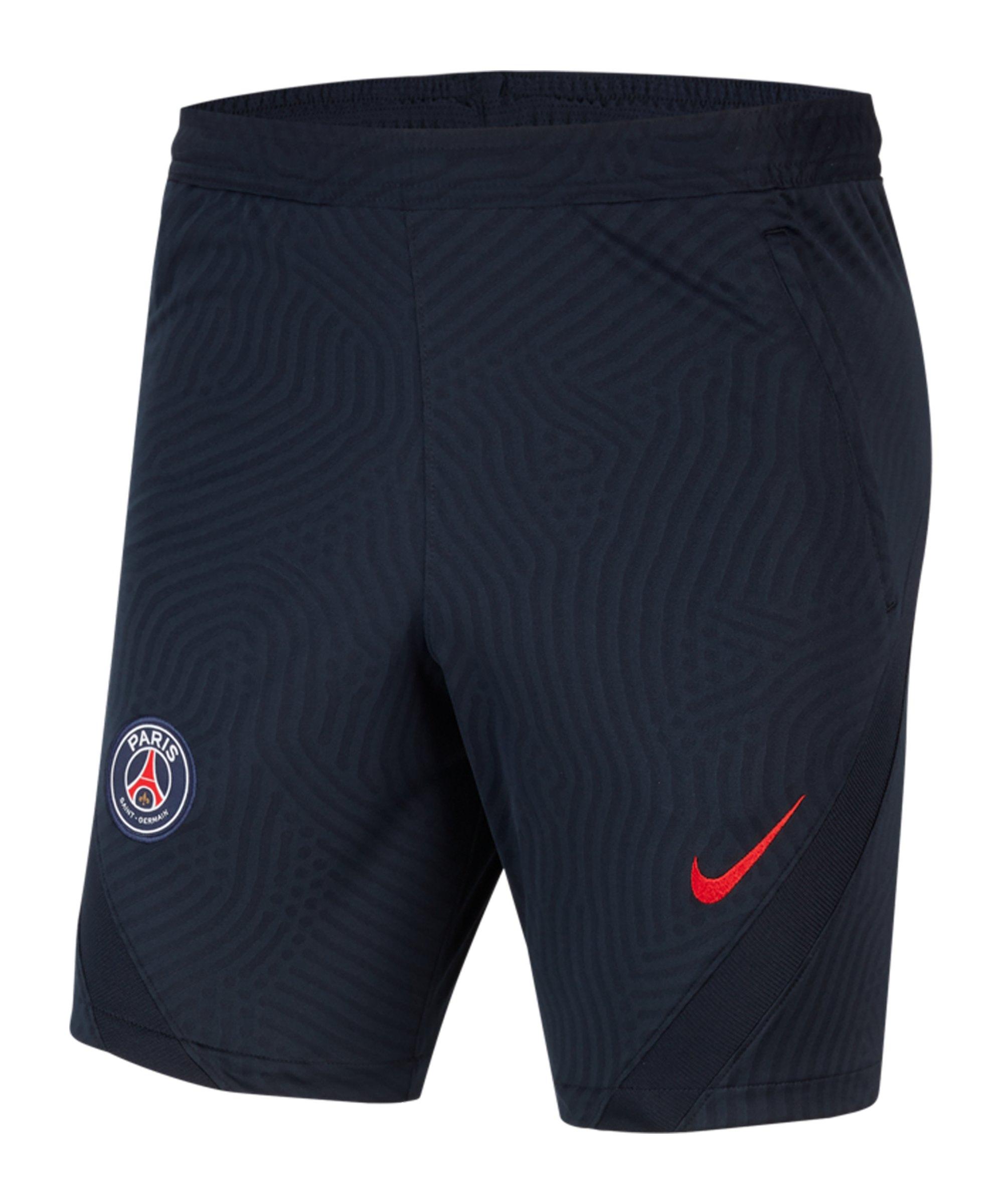 Nike Paris St. Germain Dry Strike Short F477 - schwarz