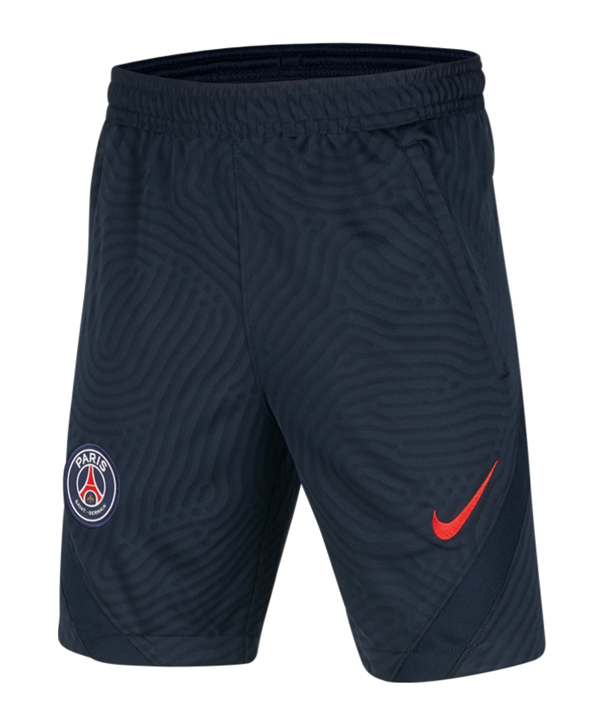Nike Paris St. Germain Dry Strike Short Kids F476 - schwarz