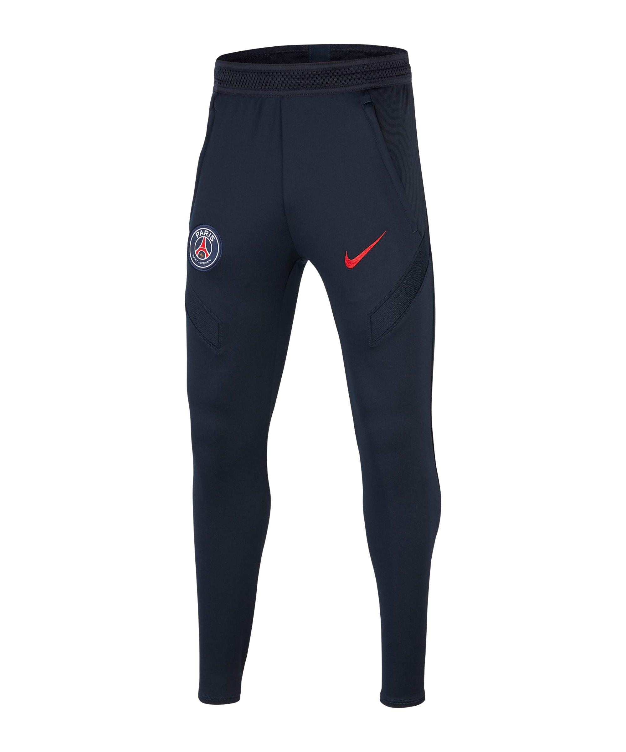 Nike Paris St. Germain Dry Strike Pant Hose F476 - schwarz