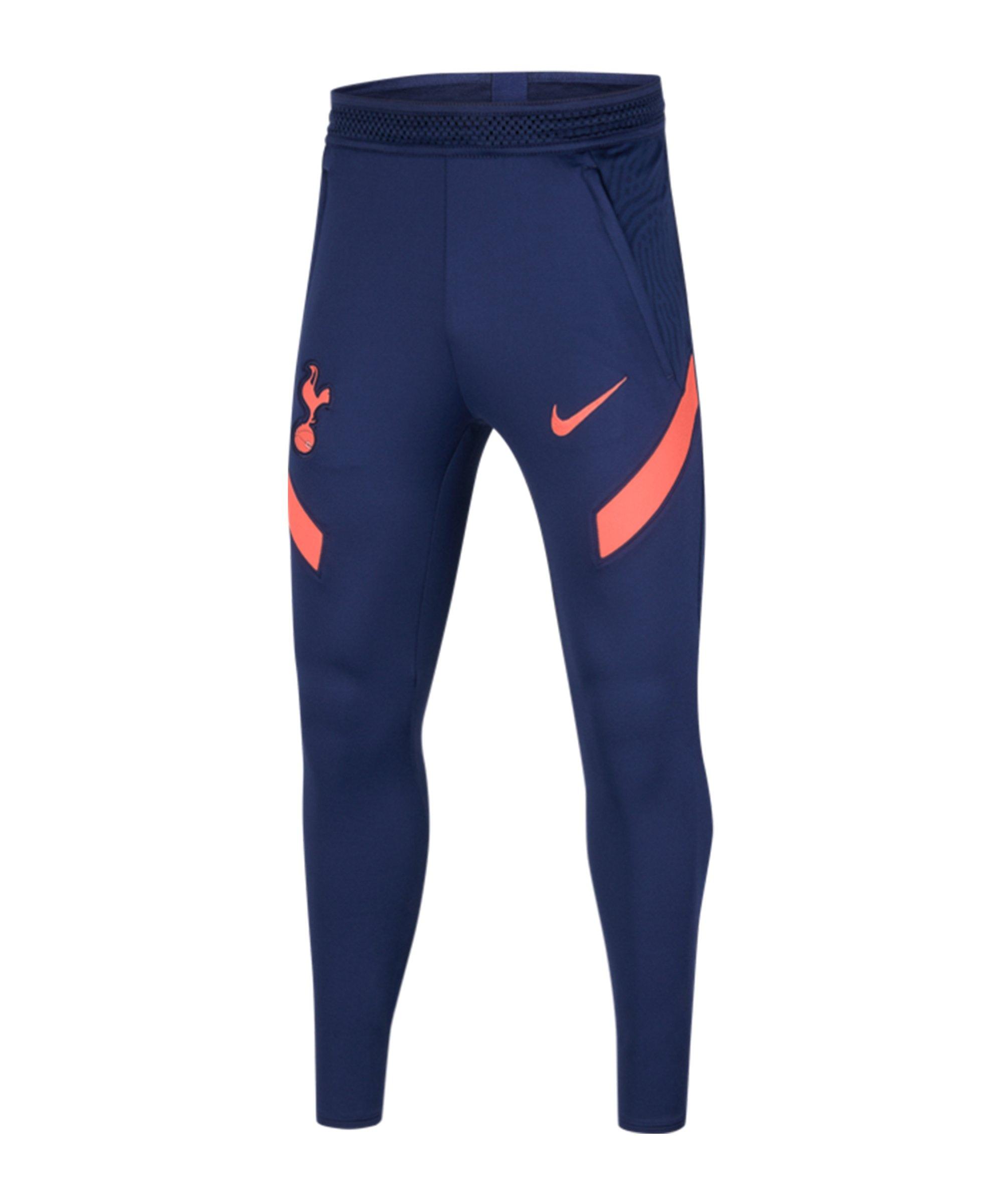 Nike Tottenham Hotspur Dry Pant Hose Kids F429 - blau