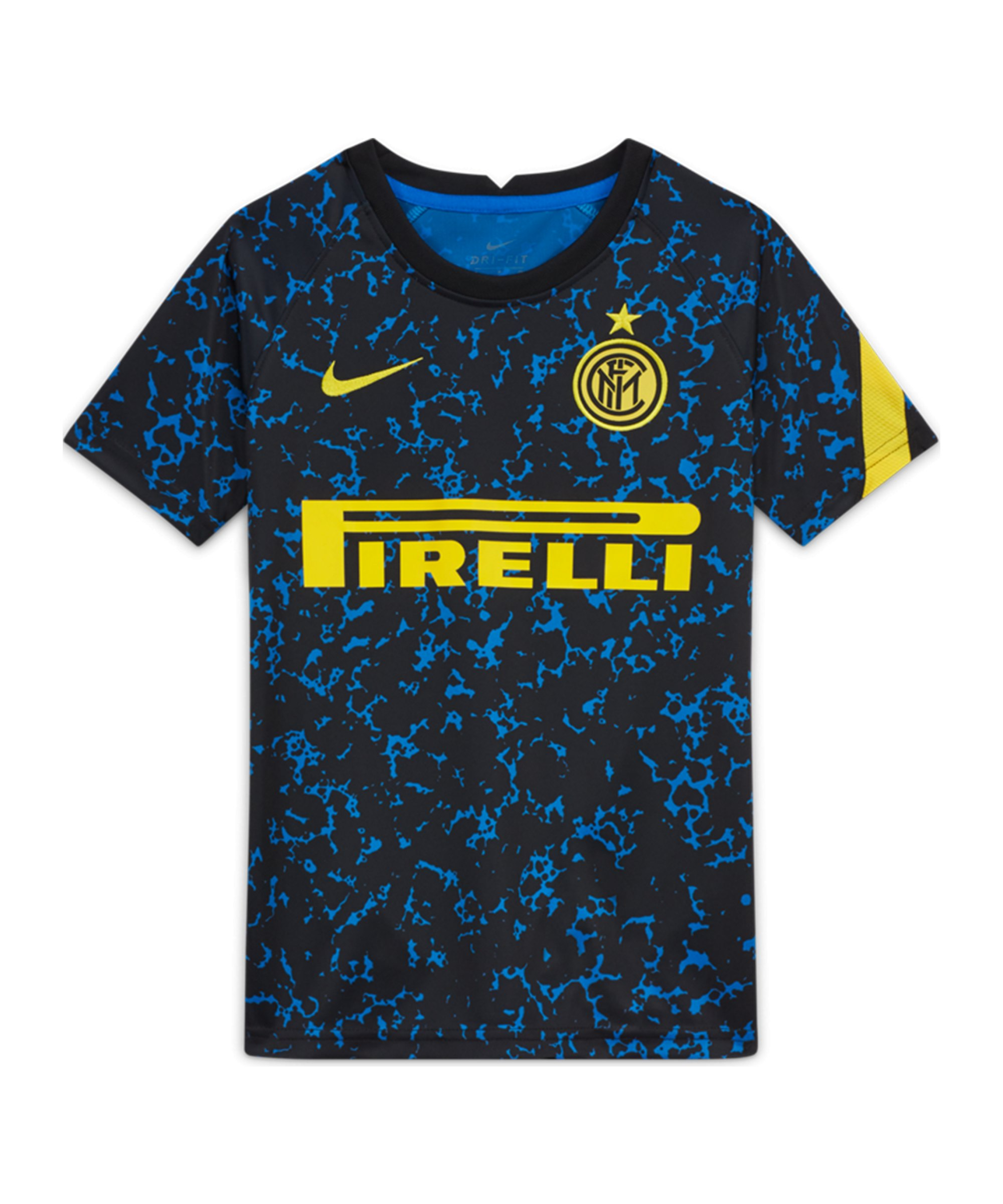 Nike Inter Mailand Dry T-Shirt Kids Blau F414 - blau