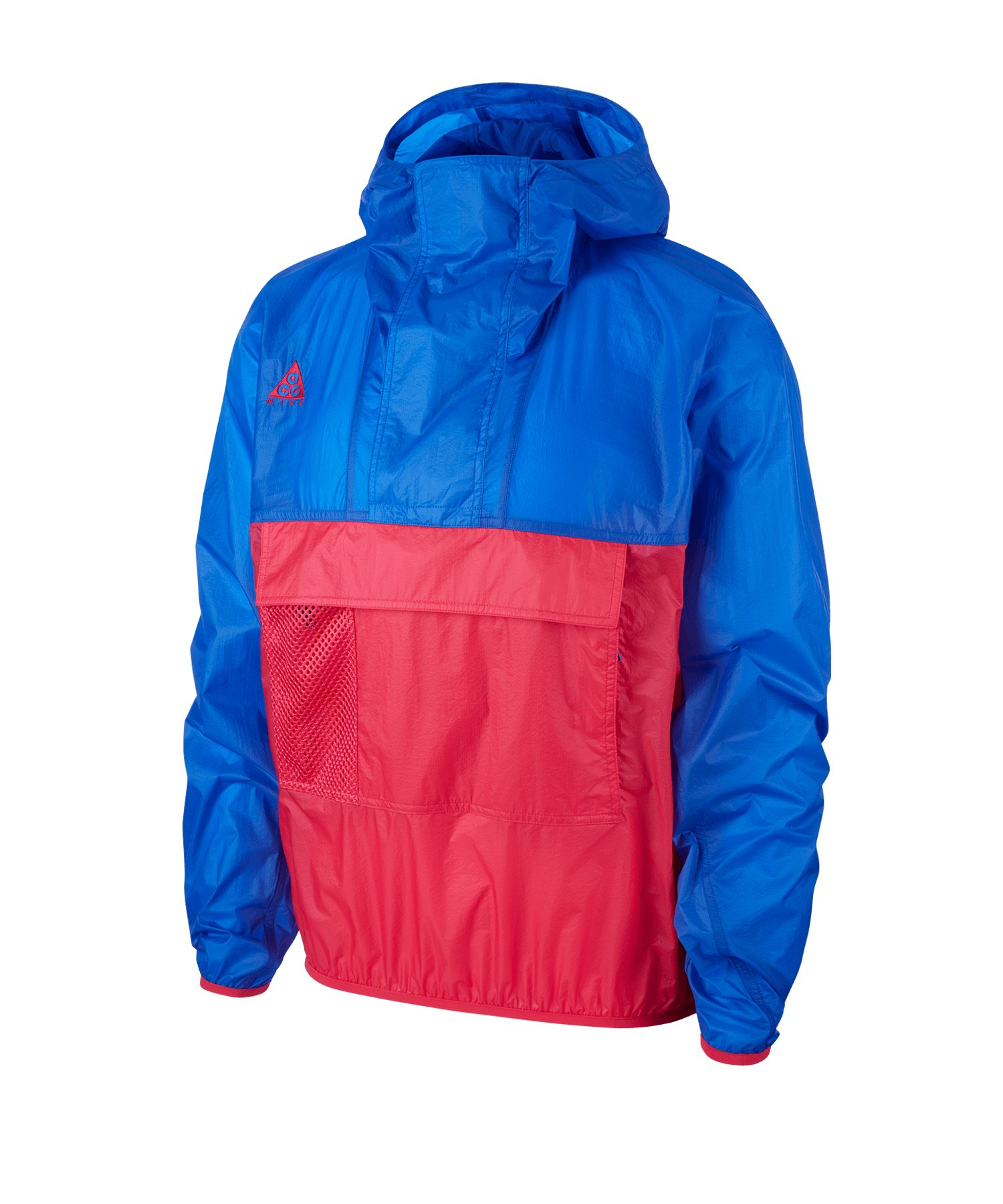 Nike ACG Jacke Blau Pink F405 - blau