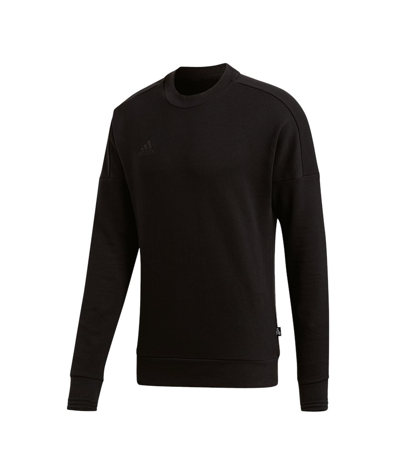 adidas Tango Crew Sweatshirt Schwarz - schwarz