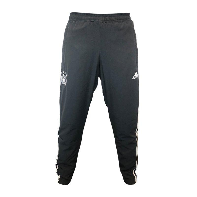 adidas DFB Deutschland Pants Schwarz - schwarz
