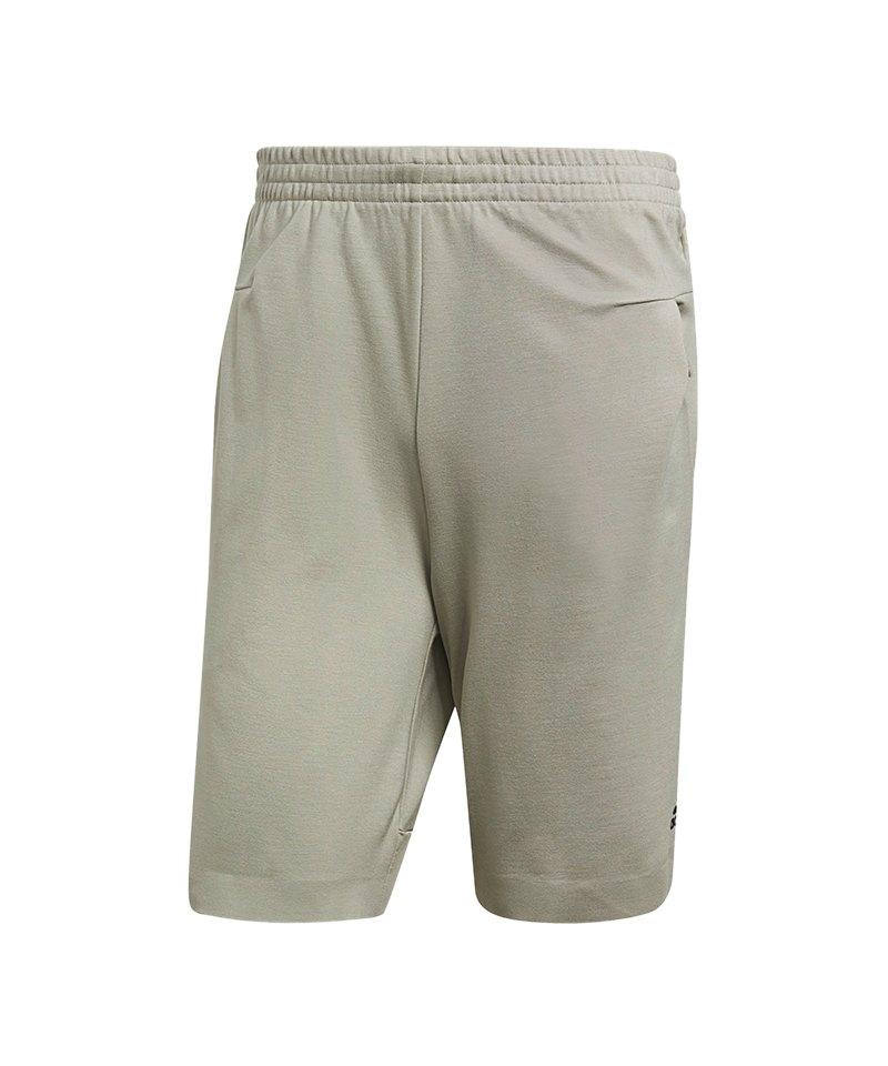 adidas Z.N.E. Woven Short Grau Schwarz - grau