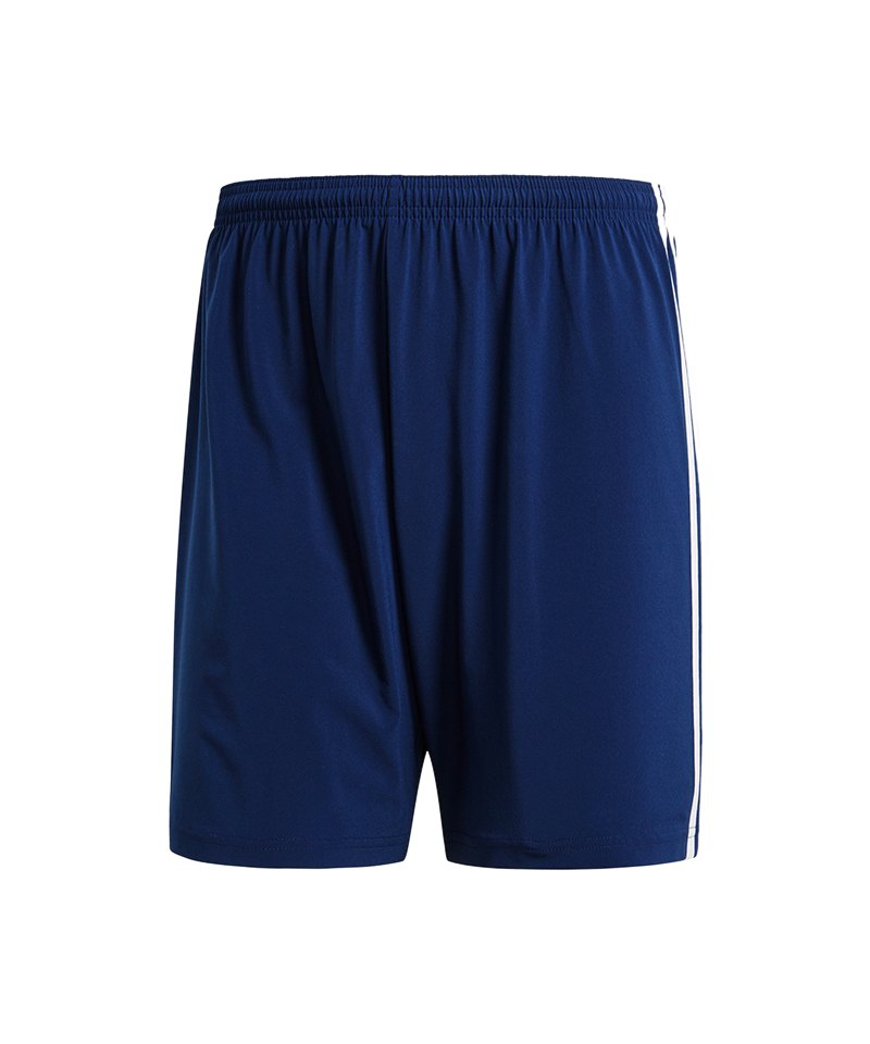adidas Condivo 18 Short Hose kurz Dunkelblau Weiss - blau