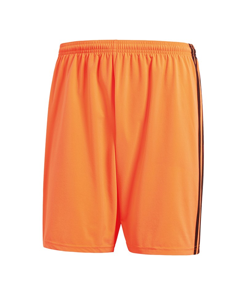 adidas Condivo 18 Short Hose kurz Orange - orange