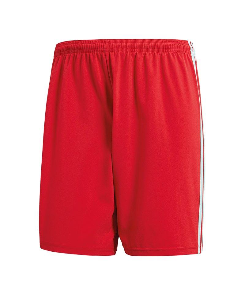 adidas Condivo 18 Short Hose kurz Rot Blau - rot