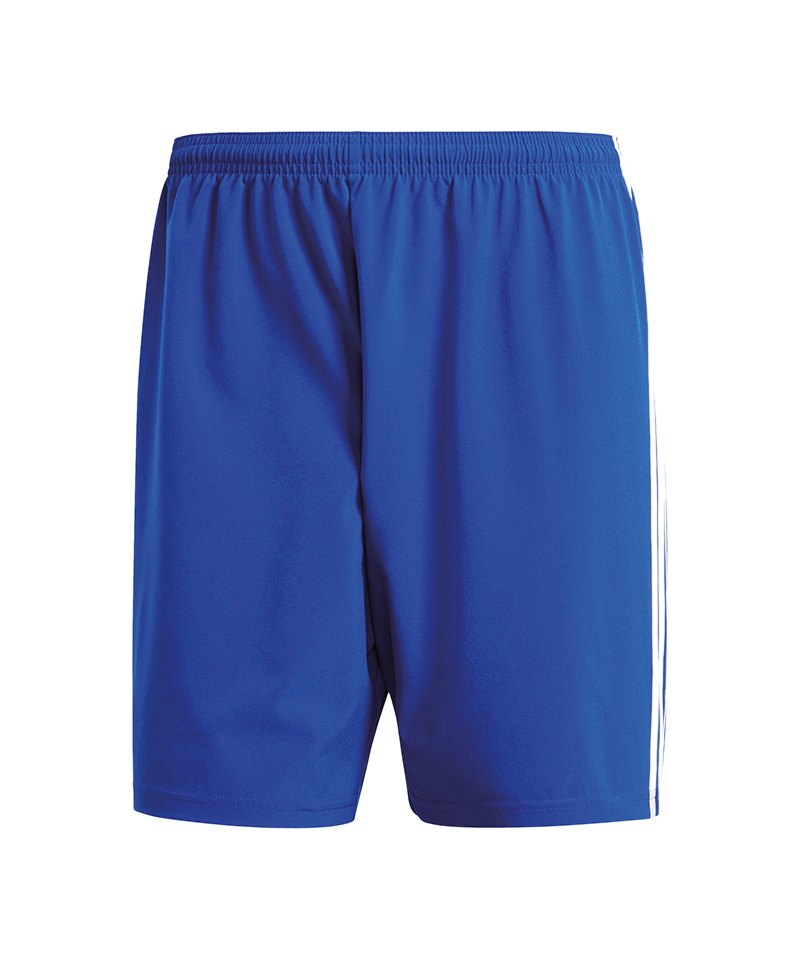 adidas Condivo 18 Short Hose kurz Blau Weiss - blau