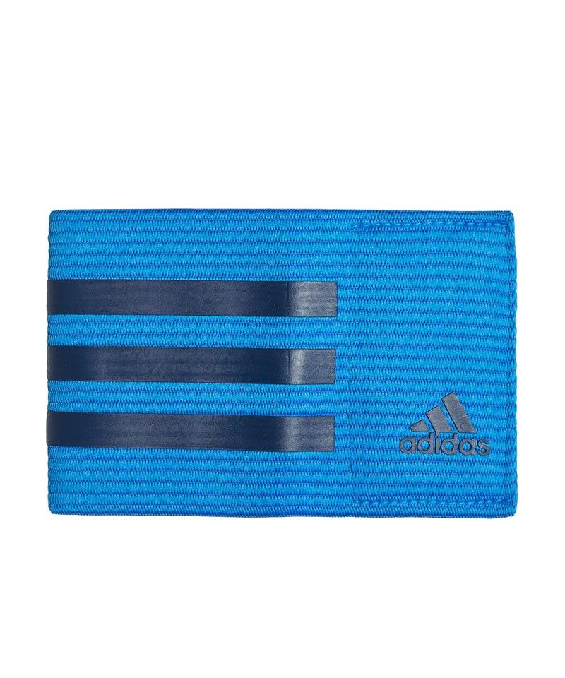 adidas Captains Armband Kapitänsbinde Blau - blau