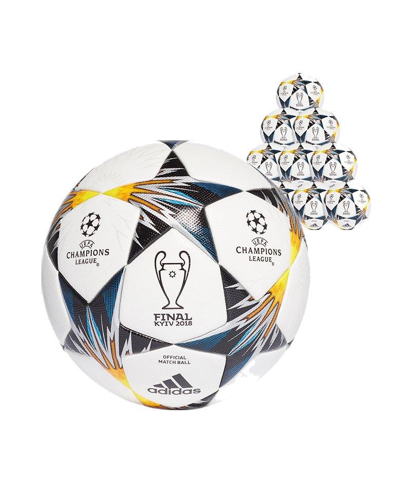 adidas Finale Kiev OMB 3xSpiellball Weiss - weiss