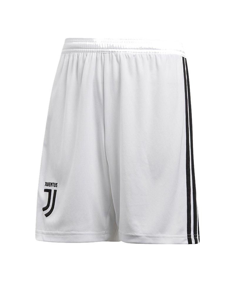 adidas Juventus Turin Short Home Kids 2018/2019 - weiss