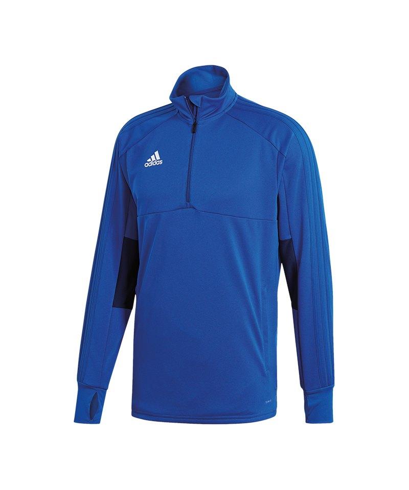adidas Condivo 18 Trainingstop Blau - blau