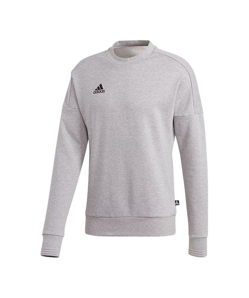 adidas Tango Crew Sweatshirt Grau - grau