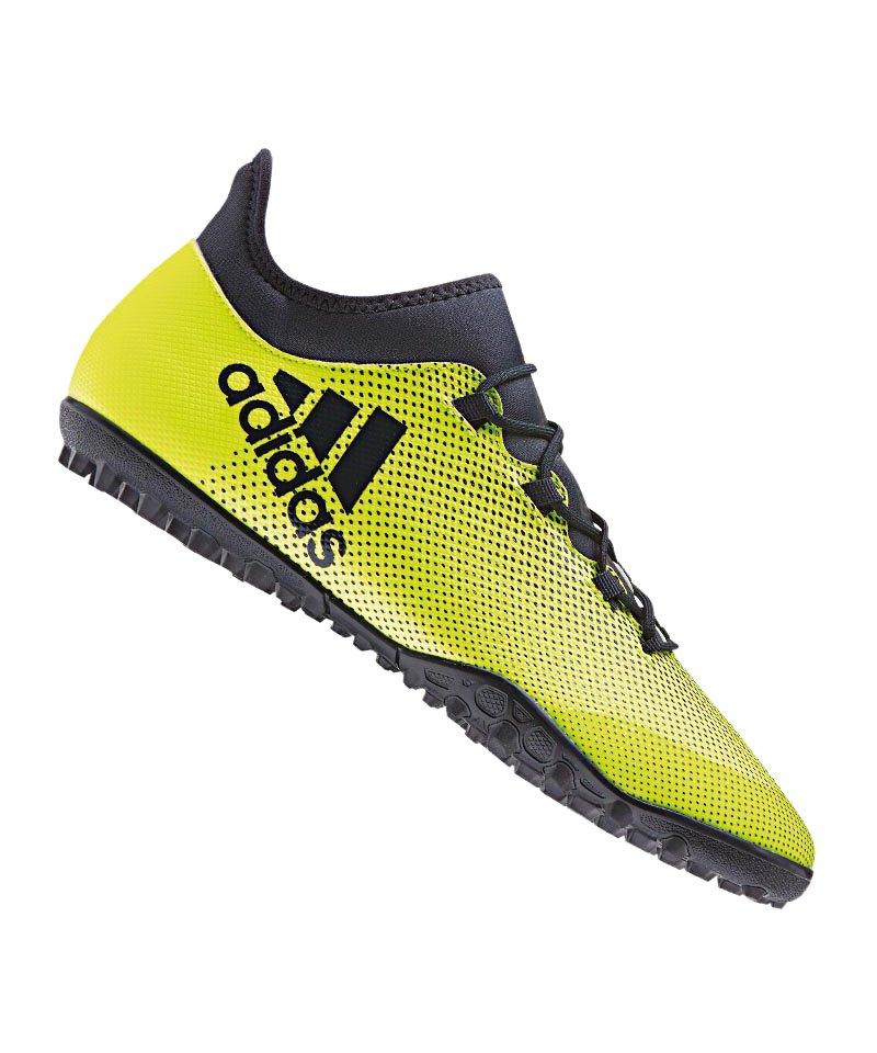 adidas TF X Tango 17.3 Gelb Blau - gelb